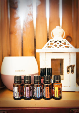 doTERRA Essential Oils & Misc