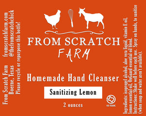 Hand Cleansers