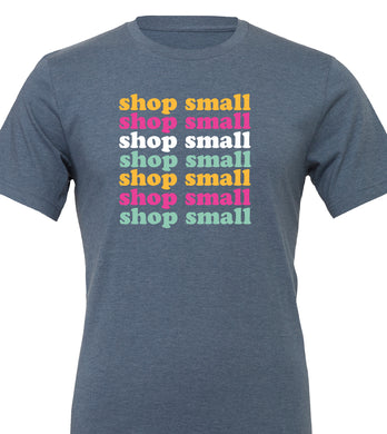 T-Shirt- Shop Small