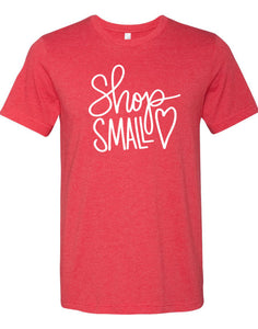 T-Shirt- Shop Small ❤