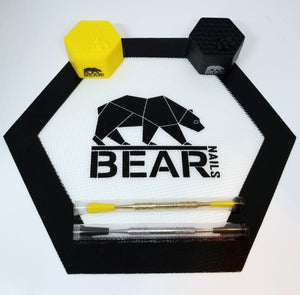 Bear Nails Dab Accessory Kit.