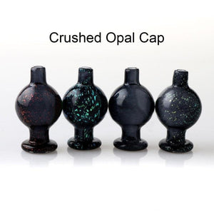 Beracky Crushed Opal Carb Cap 26mm - Discount E-Nails