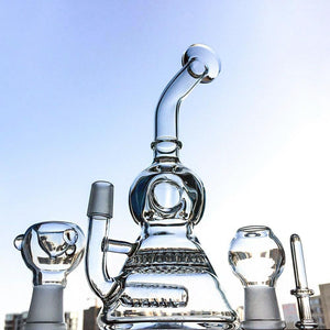 DGC Honeycomb Inline Percolator Beaker WP176.