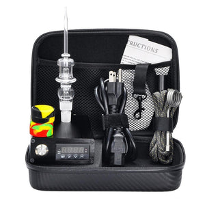 Fancier Straight Quartz E-Nail Kit - Discount E-Nails