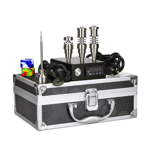Fancier Titanium Nail Case Kit - Discount E-Nails