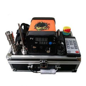 Menovo Devil Metal Skull E-Nail Controller Kit - Discount E-Nails