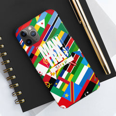 """PAN-National"" Phone Case (Case Mate)"