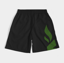 "Jogger Shorts ""PAN-National"" Colorway"