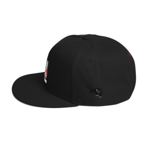 """The Crew"" Snapback (PANther Colorway)"
