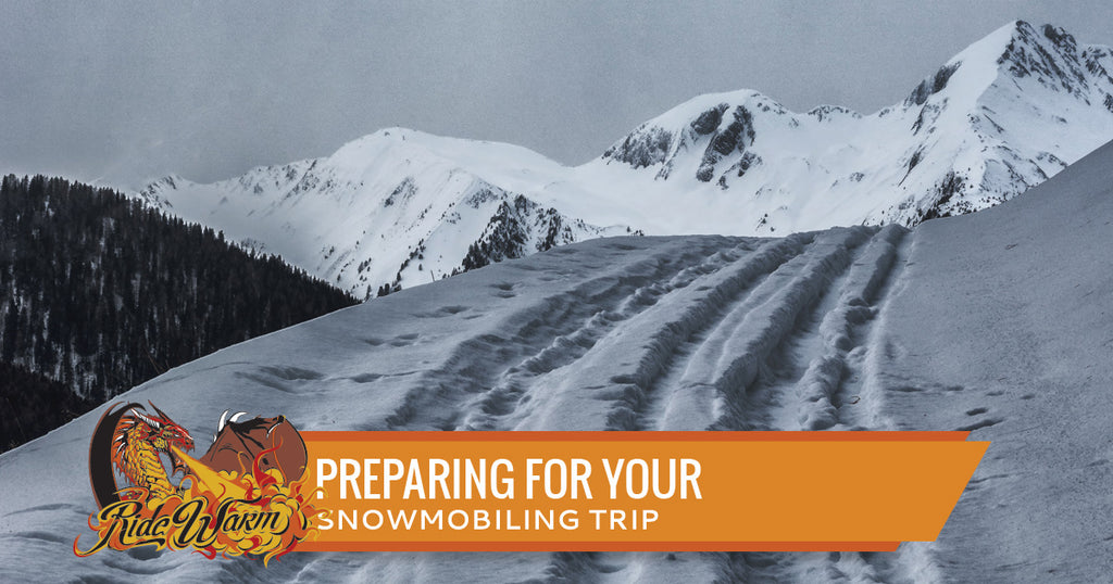 Preparing For Your Snowmobiling Trip