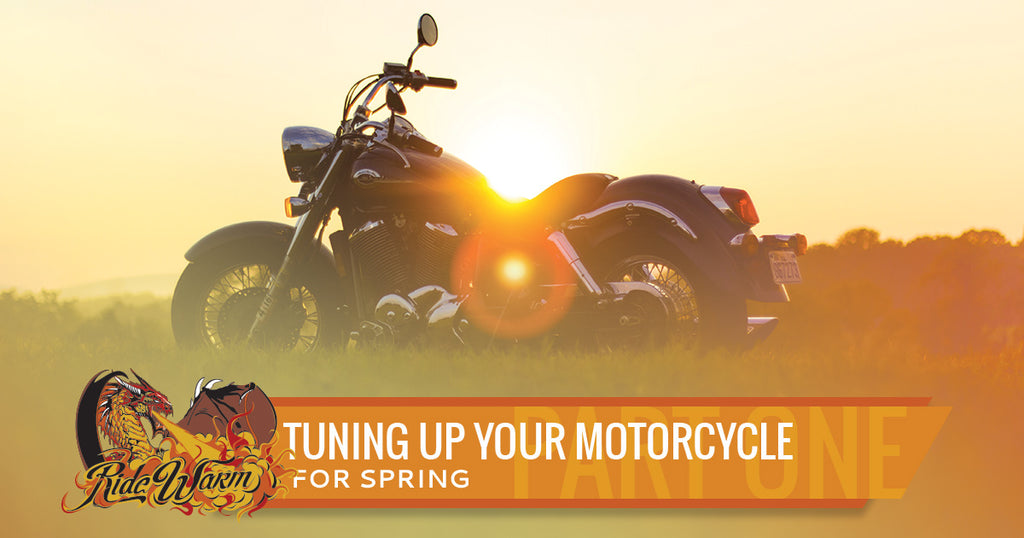 Tuning Up Your Motorcycle For Spring: Part One
