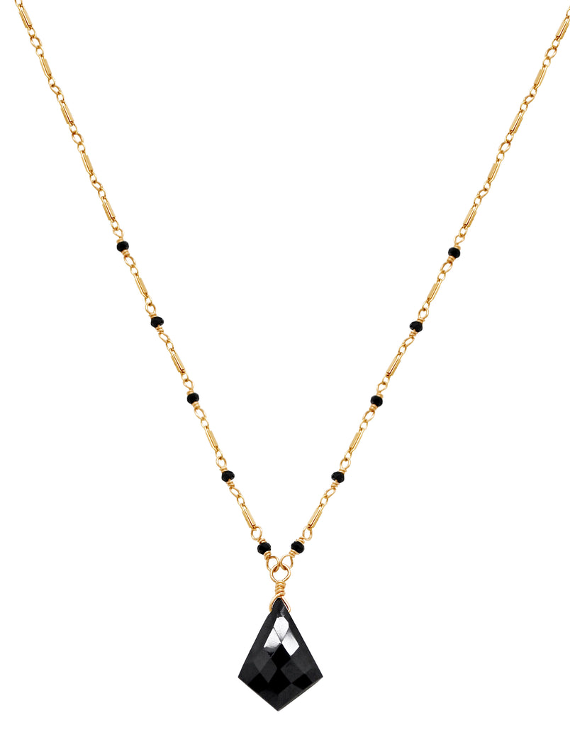 The Black Beauty Necklace