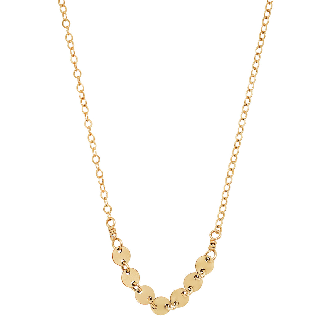 The Dainty Goddess Necklace