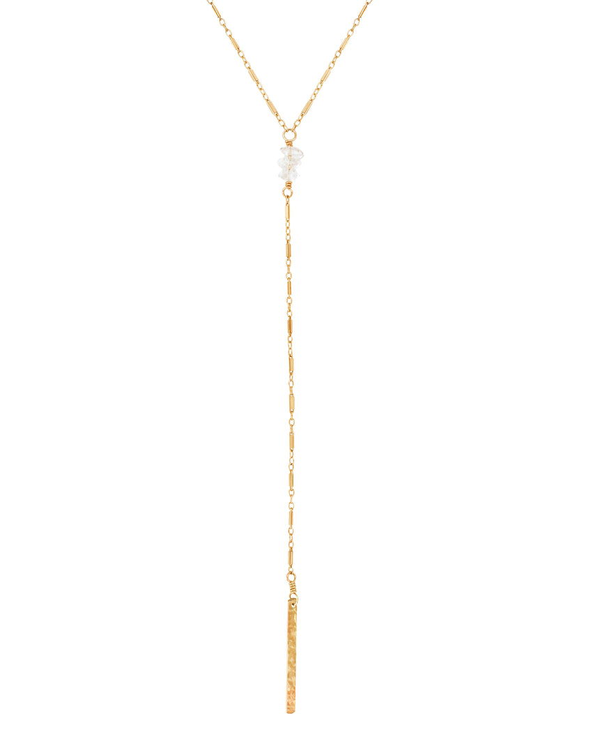 The Posh Y Necklace - Long