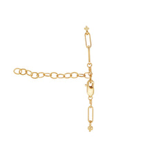 The Rectangle Link Chain Bracelet