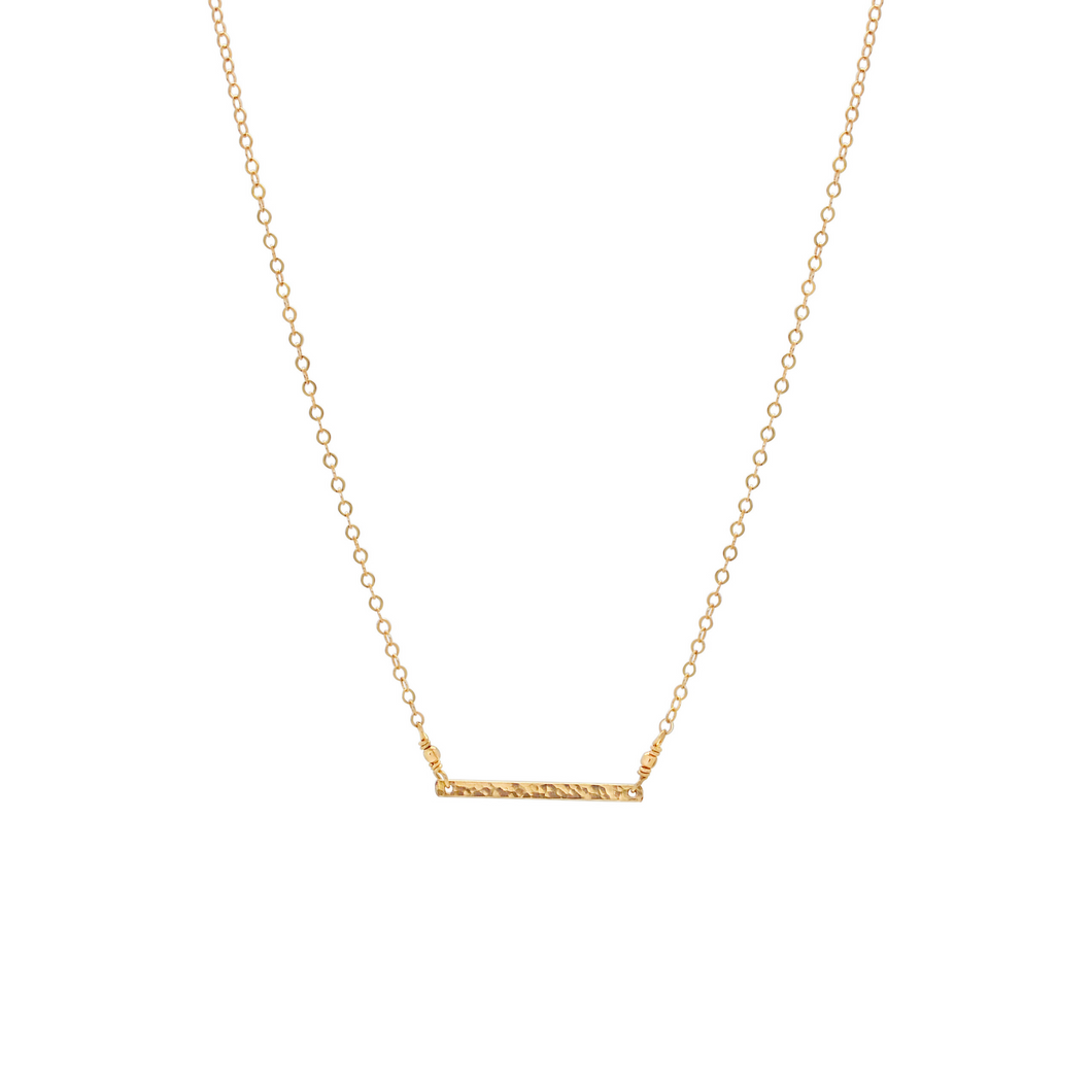 The Basic Bar Necklace