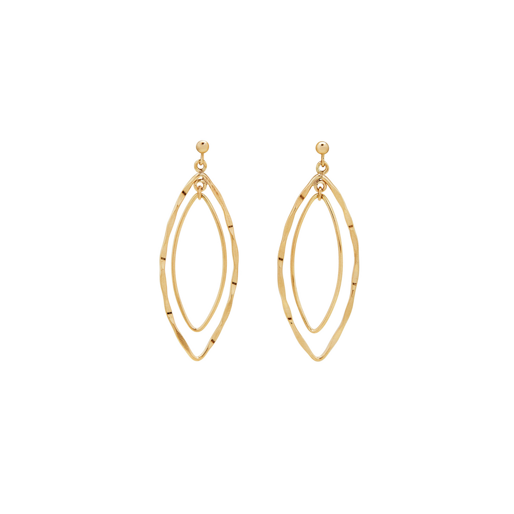 The Marquise Earrings