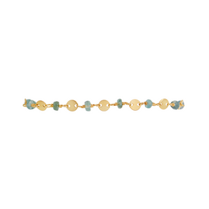 The Ocean Waters Tourmaline Bracelet