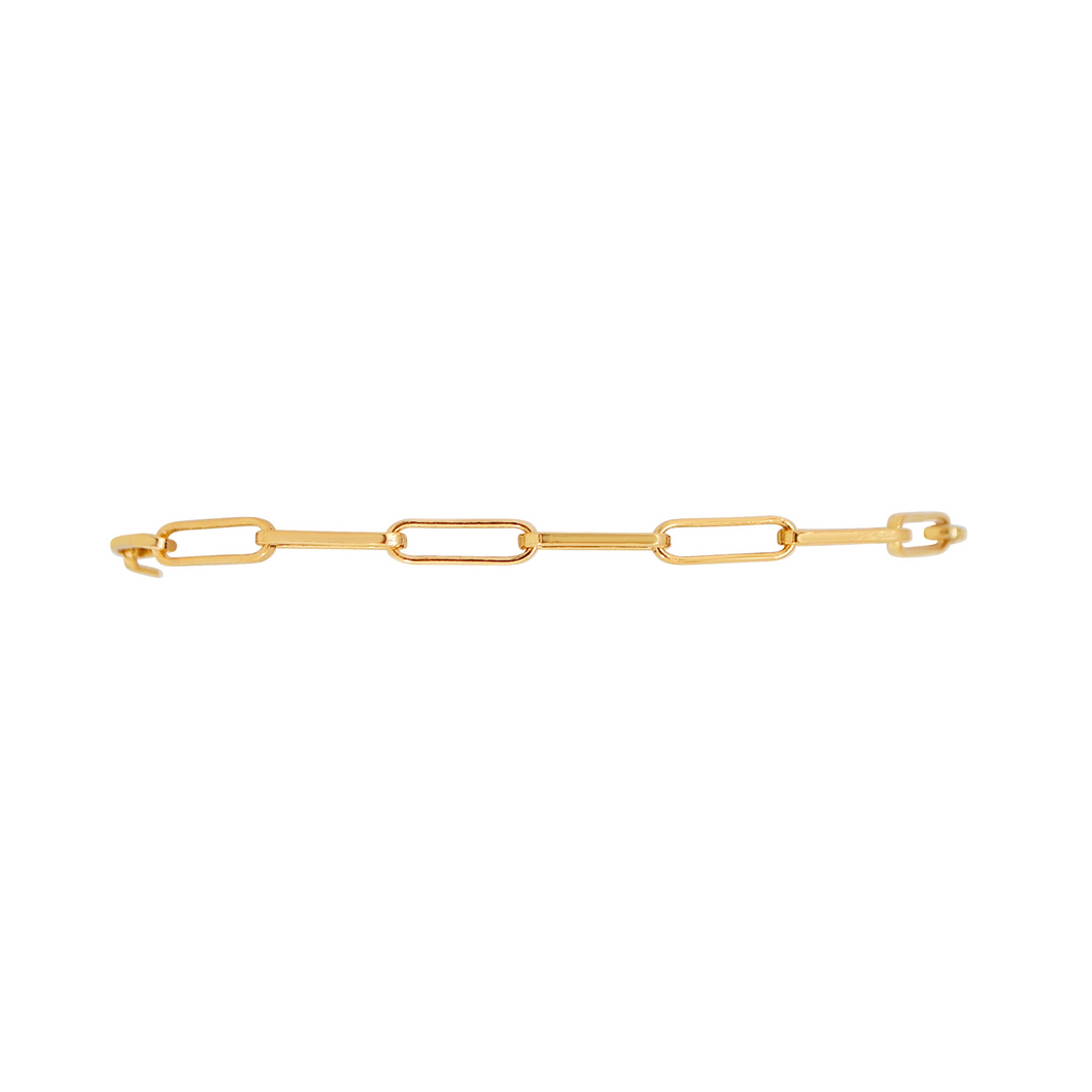 The Paperclip Chain Bracelet - Large