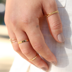 The Forever Stacking Ring