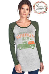 Meet Me At The Pumpkin Patch