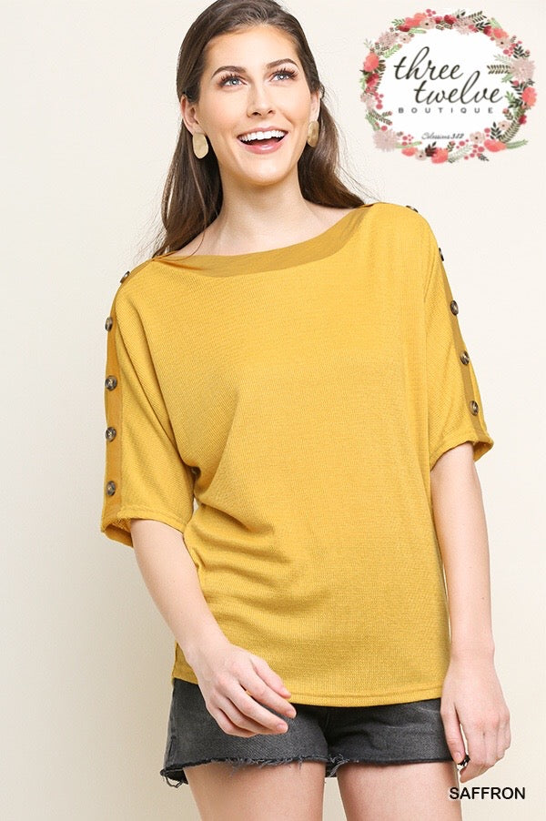 Beyond Basic Button Top