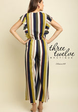 Mojito Stripes Jumpsuit