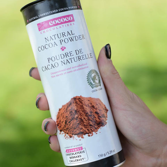 Natural Cocoa Powder - Vegan