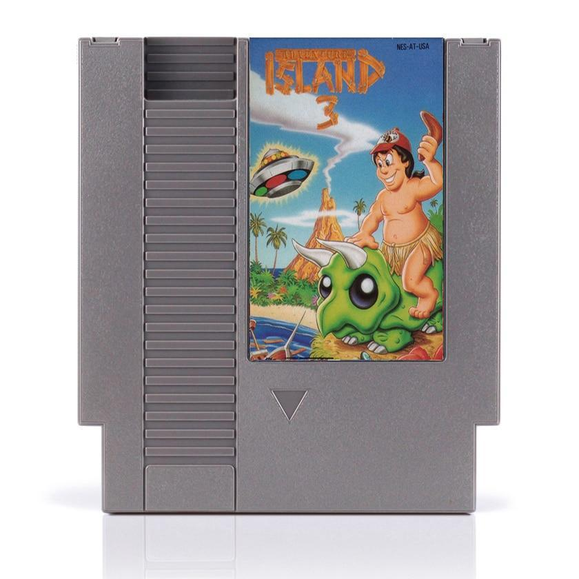 Adventure Island III 3 NES Nintendo Game - ChampionCartridge