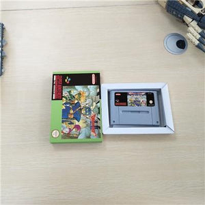 Dragon Quest I & II - PAL (With Retail Box) - ChampionCartridge