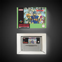 Load image into Gallery viewer, Dragon Quest I & II - PAL (With Retail Box) - ChampionCartridge