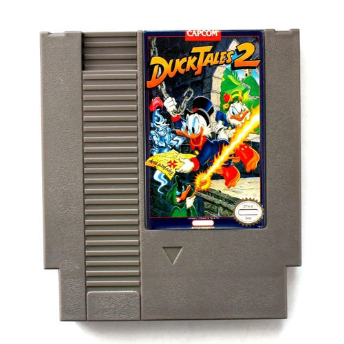Duck Tales 2 NES Nintendo Game - ChampionCartridge