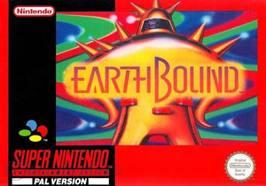Earthbound - PAL (With Retail Box) - ChampionCartridge