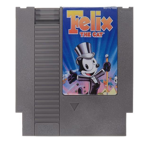Felix the Cat NES Nintendo Game - ChampionCartridge