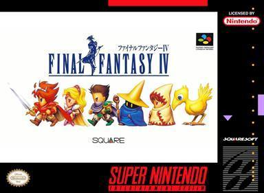 Final Fantasy IV 4: A RETROSPECTIVE - US - ChampionCartridge