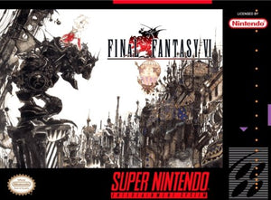 Final Fantasy VI 6 - US - ChampionCartridge
