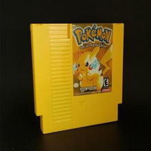 Load image into Gallery viewer, FINAL FANTASY VII or Pokémon Yellow - ChampionCartridge