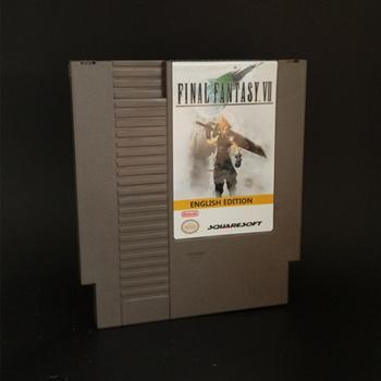 FINAL FANTASY VII or Pokémon Yellow - ChampionCartridge