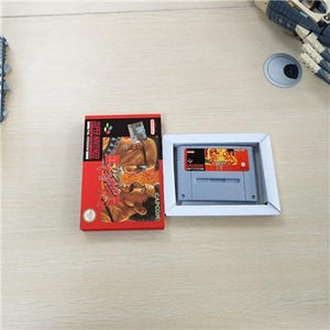Final Fight - PAL (With Retail Box) - ChampionCartridge