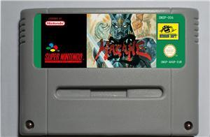 Hagane: The Final Conflict - EUR - ChampionCartridge