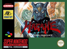 Load image into Gallery viewer, Hagane: The Final Conflict - EUR - ChampionCartridge