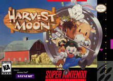 Load image into Gallery viewer, Harvest Moon - EUR - ChampionCartridge