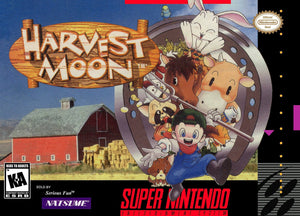Harvest Moon - EUR - ChampionCartridge