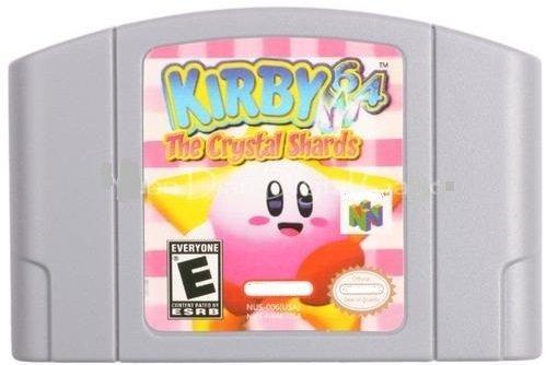 Kirby 64: The Crystal Shards - NTSC - ChampionCartridge