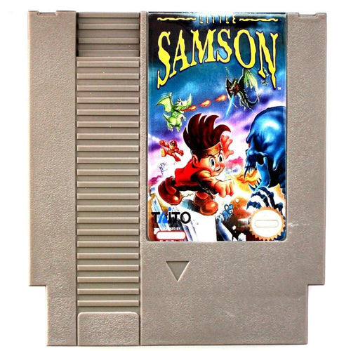 Little Samson NES Nintendo Game - ChampionCartridge