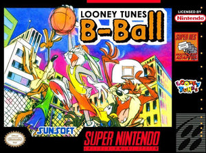 Looney Tunes B-Ball - US - ChampionCartridge