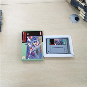Mega Man X - PAL (With Retail Box) - ChampionCartridge