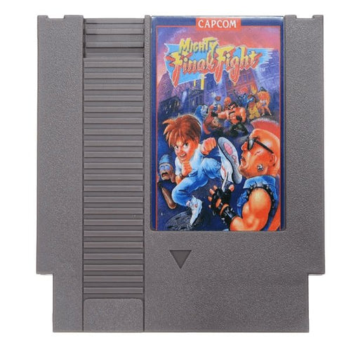 Mighty Final Fight NES Nintendo Game - ChampionCartridge