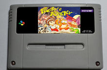 Load image into Gallery viewer, Pocky and Rocky SNES Super Nintendo PAL - EUR - ChampionCartridge