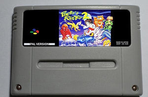 Pocky and Rocky SNES Super Nintendo PAL - EUR - ChampionCartridge